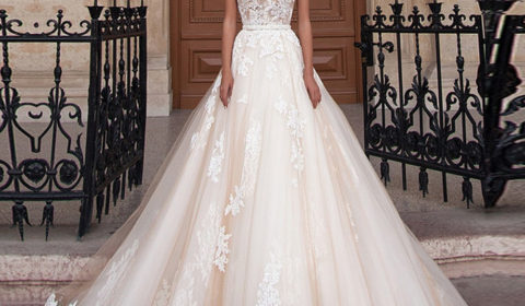 Свадебные платья: будьте самой красивой в торжественный день