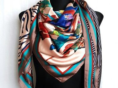 Шелковые платки