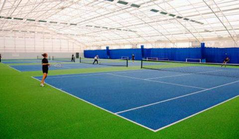 Теннисные корты в Минске