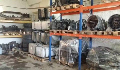 Разборка грузовиков шушары – запчасти б/у недорого