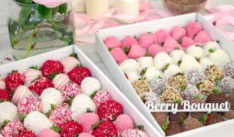 Клубника в шоколаде - особенности и преимущества подарка