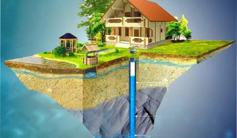Технология обустройства артезианской скважины на участке